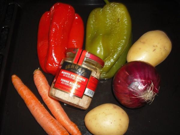 Los ingredientes necesarios son naturales y saludables