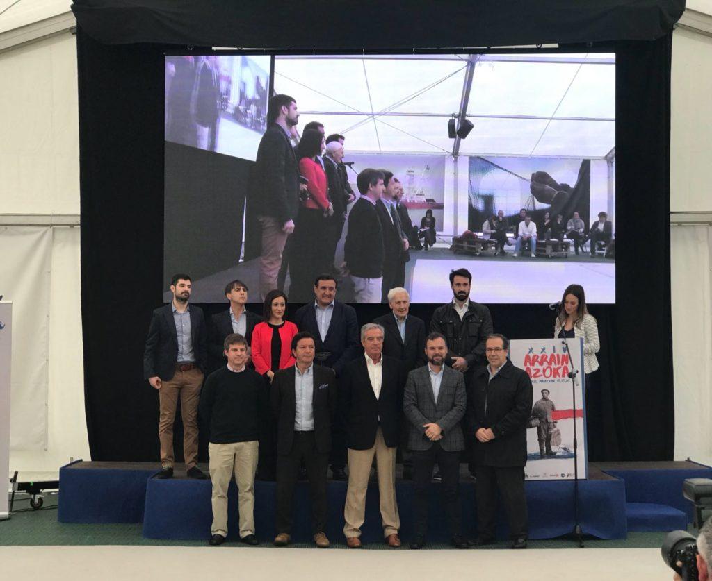 Premio Hegaluze 2018
