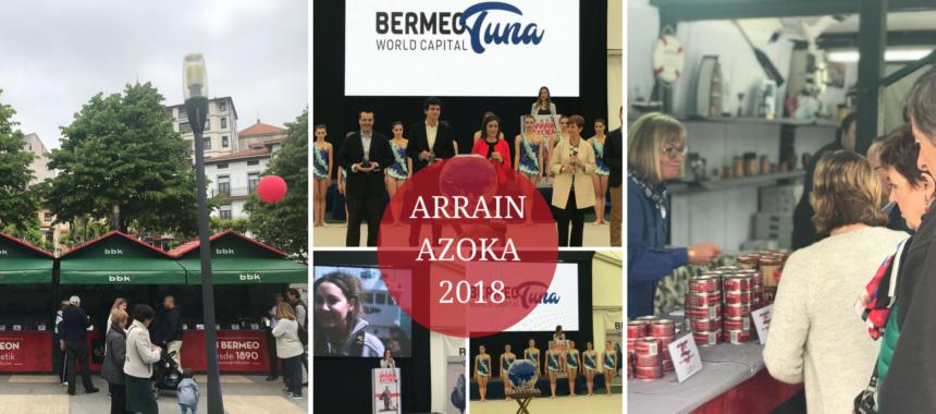 ¡Intenso fin de semana en la Arrain Azoka!