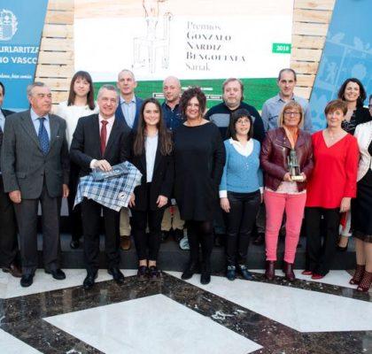 Premios Gonzalo Nardiz 2018