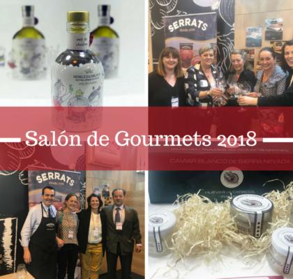Resumen del Salón de Gourmets 2018