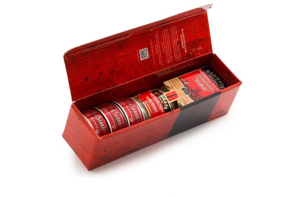 Caja regalo Dúo cantábrico