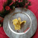 Navidad: Canapés crujientes de ventresca