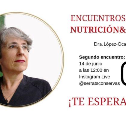 Segundo encuentro sobre Nutrición&Salud. Verano.