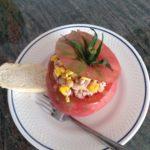 Tomates con boina