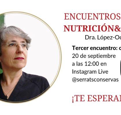 Tercer encuentro sobre Nutrición&Salud. Otoño.