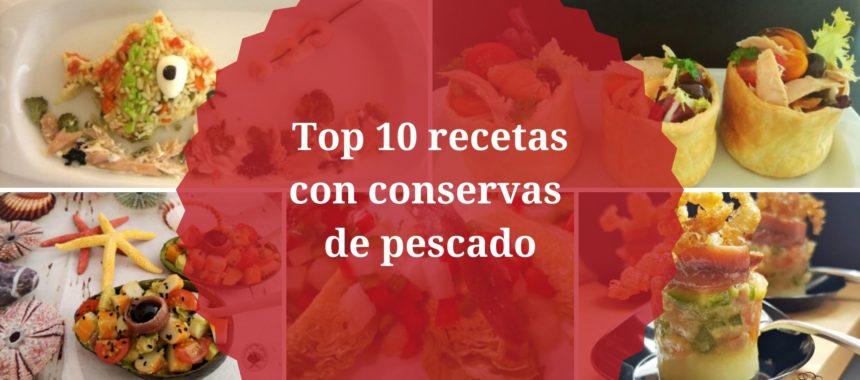 Recetas con conservas de pescado. Top 10 de 2019