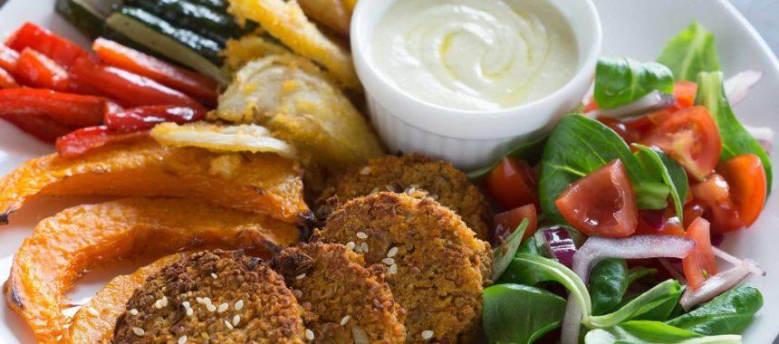 4 hamburguesas vegetales para los lunes sin carne