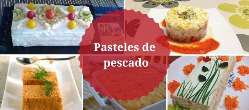 10 recetas de pastel de pescado con conservas
