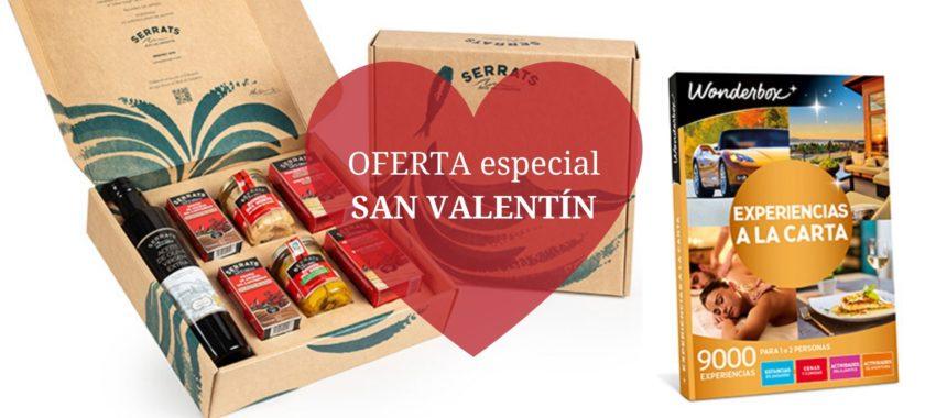 ??Celebra San Valentín con unos regalos muy especiales ??