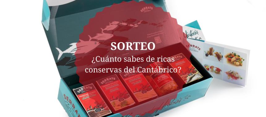 SORTEO: ¿Cuánto sabes de ricas conservas del Cantábrico? ¡Te retamos con 6 rápidas preguntas!