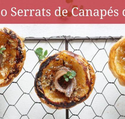 IX Concurso Serrats de Canapés de Navidad