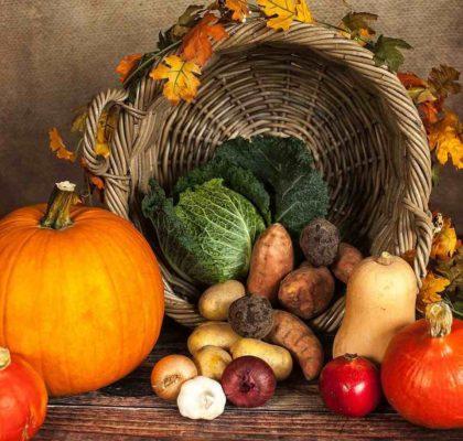 Cómo conseguir vitaminas para otoño