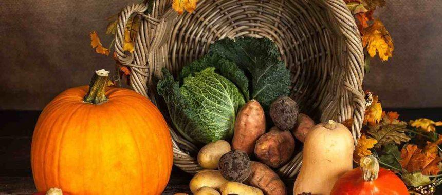 ¿Cómo conseguir vitaminas para el otoño?