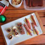 3 canapés fáciles con anchoas para Navidad