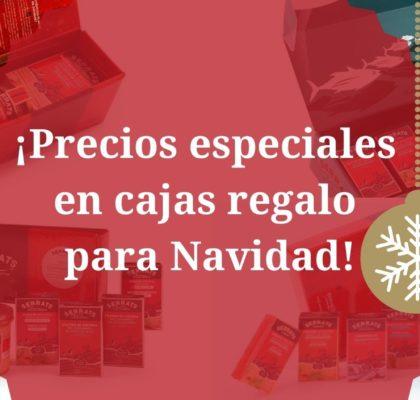 ¡Triunfa con tus regalos de Navidad! Precios especiales hasta el 17 de diciembre