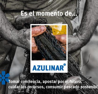 Serrats con la campaña Mares para Siempre por la pesca sostenible