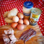 Ingredientes ensaladilla