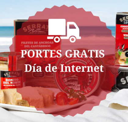 Día de Internet 2021: ¡PORTES GRATIS hasta el 17 de mayo!