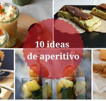 Ideas de aperitivo con conservas de pescado