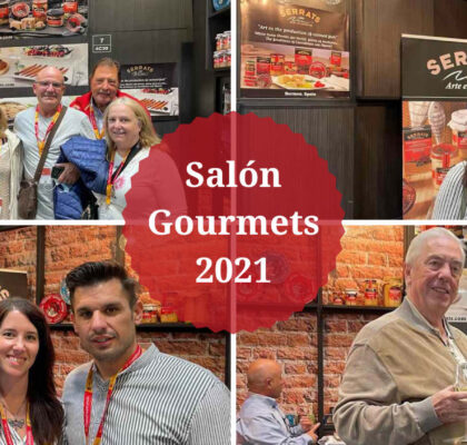 Visitas en el Salón Gourmets 2021