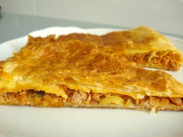 Empanada de Bonito del norte de Conservas Serrats