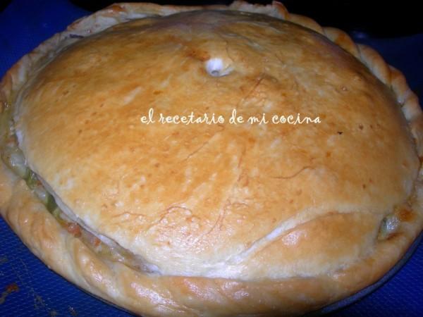 Empanada de bonito del norte de Conservas Serrats y pimientos-3