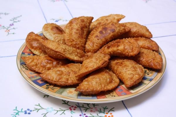 Empanadillas rellenas de bonito del norte de Conservas Serrats