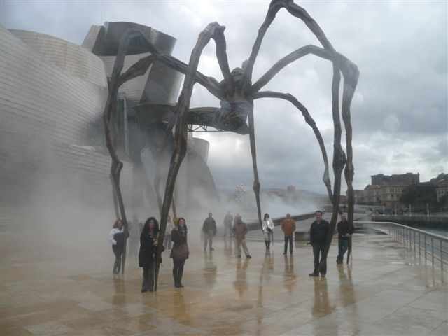 Equipo Serrats en Guggenheim
