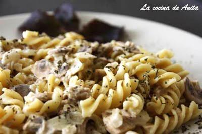 Comida italiana con toque del norte