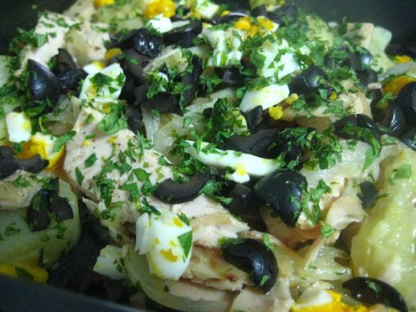 Cambiamos el bacalao de esta receta portuguesa por Bonito del Norte