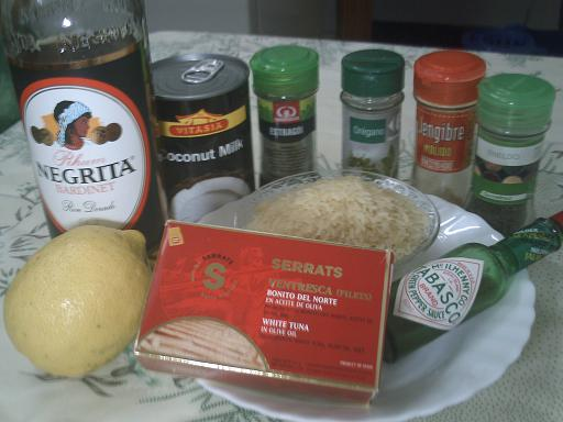 Muchos sabores a maridar en estos ingredientes