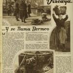 Artículo sobre las mujeres bermeanas