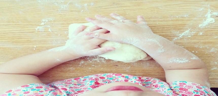 7  divertidas ideas para cocinar con tus hijos este fin de semana