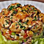Ensalada de mejillones en escabeche