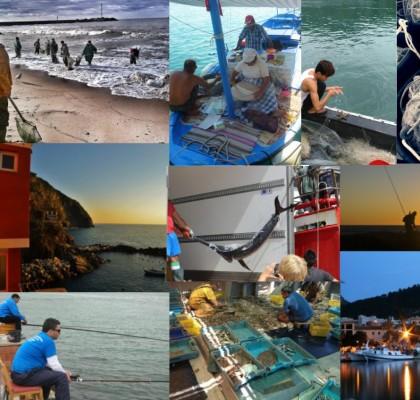 Participantes del concurso Gente de Mar