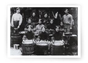 Foto antigua de Conservas Serrats
