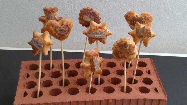 Delicias de hojaldre y Conservas Serrats