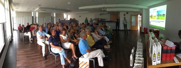 Jornada de la Asociación Seniors Basozabal