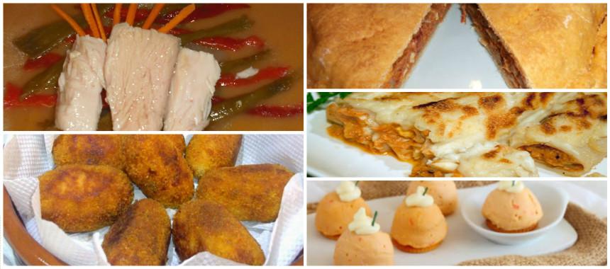 Las 10 mejores recetas con conservas de pescado