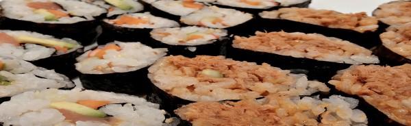Sushi tierra y mar
