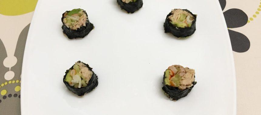 Sushi de Bonito del Norte